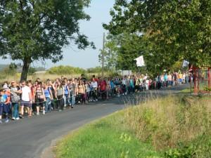 Pielgrzymka do Piaseczna (13.09.2014)